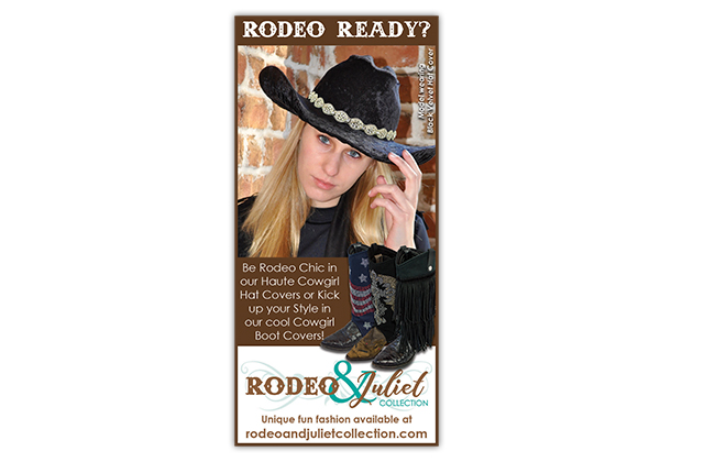 rodeo and juliet collection advertisement